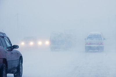 Get Ready Orange, A Winter Storm Warning In Effect Til Monday Morning