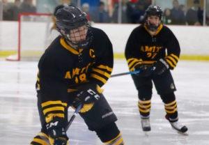 Boys Hockey: Cheshire Tops Amity On Feb. 16