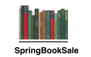 Spring Book Sale @ Case memorial Library