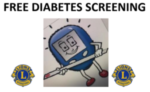 Free Diabetes Screening @ High Plains Community Center