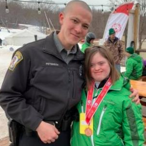 CANCELED Officer Peterson's Super Plunge