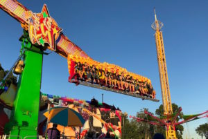 Hours And Features Of The Orange Volunteer Fire Dept. Carnival