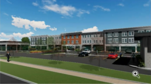 Yes, The Firelight Commons Apartment/Business Complex Decision Has Been Reached
